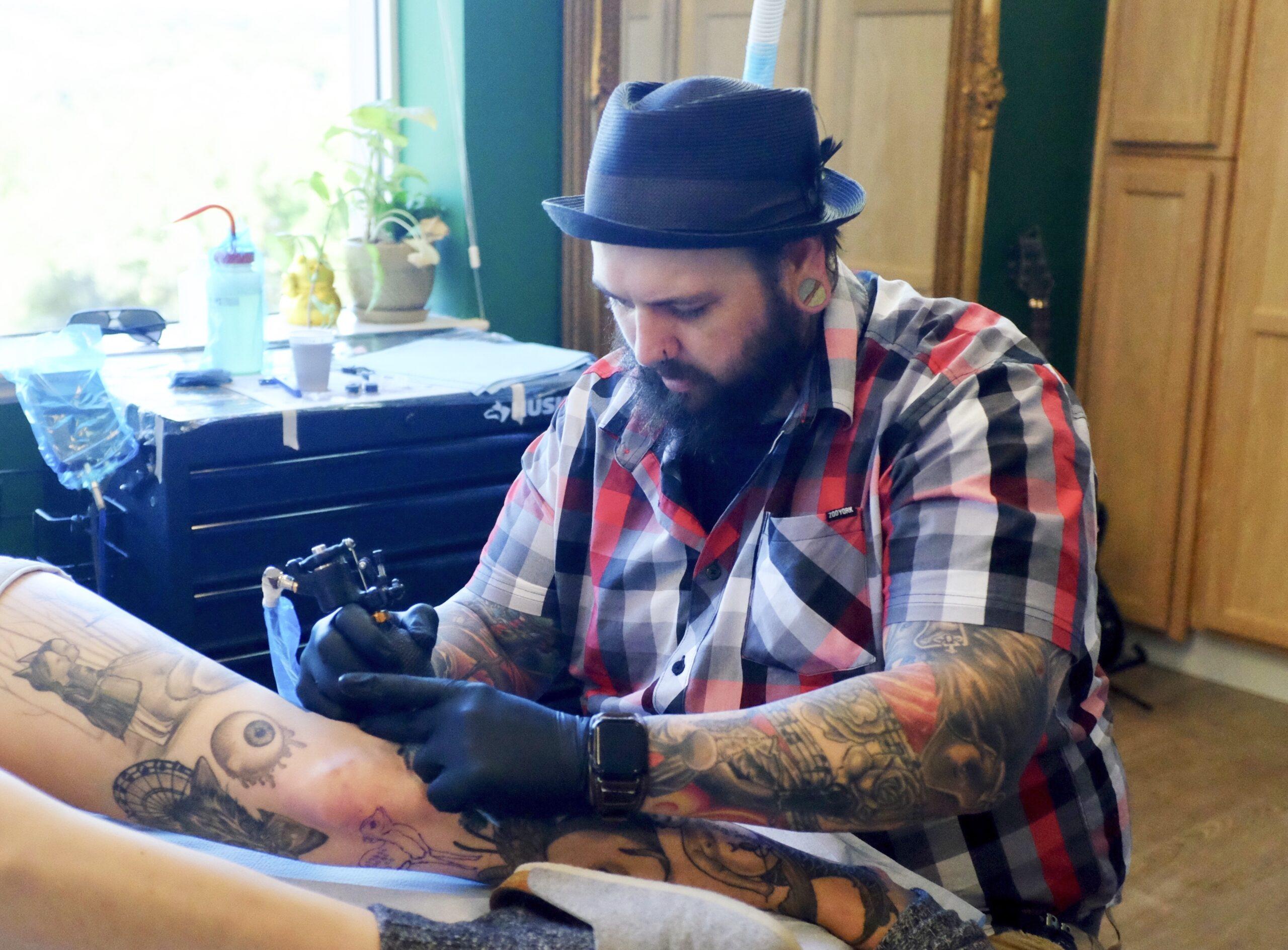 joshturpin tattooing